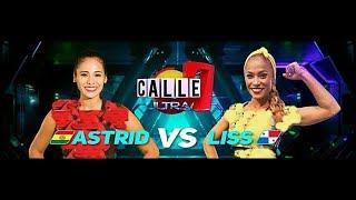 Calle 7 Bolivia - PANAMÁ vs BOLIVIA: Astrid VS Liss