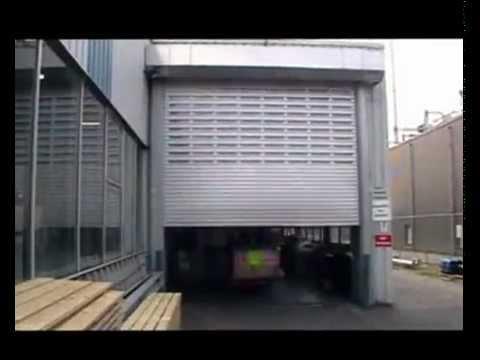Guardian Industrial Doors - Ultra model - High speed roller shutter