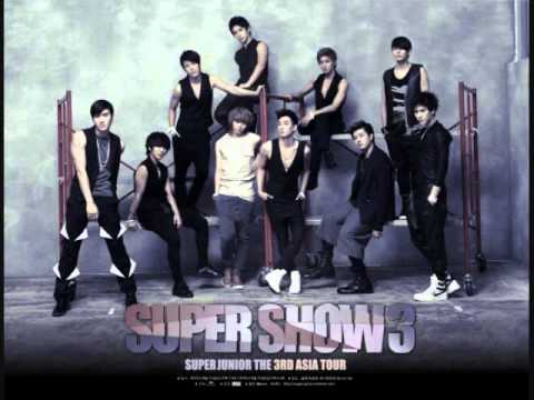 Super Junior  Super Girl Rearranged