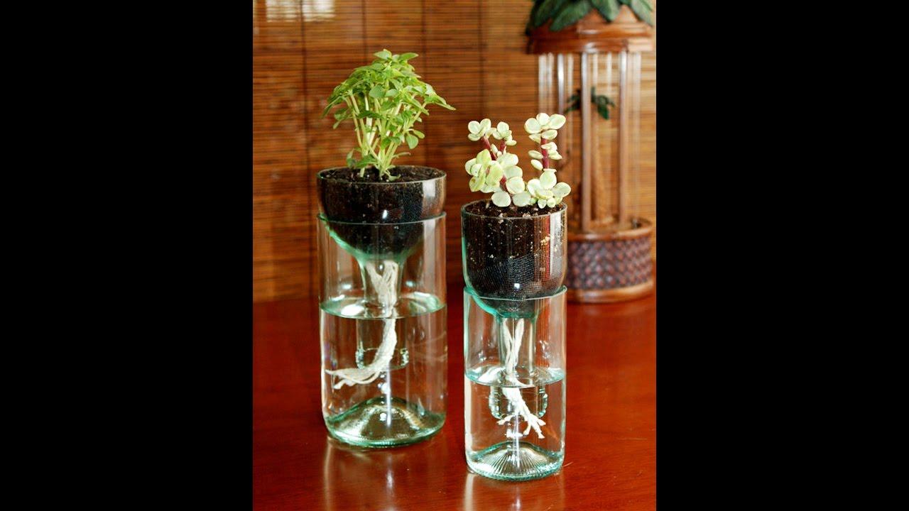 Интересные идеи для дома своими руками.  Идеи из пластиковых бутылок.