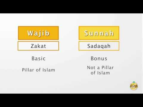 Zakat and Sadaqah | Zakat SG - YouTube