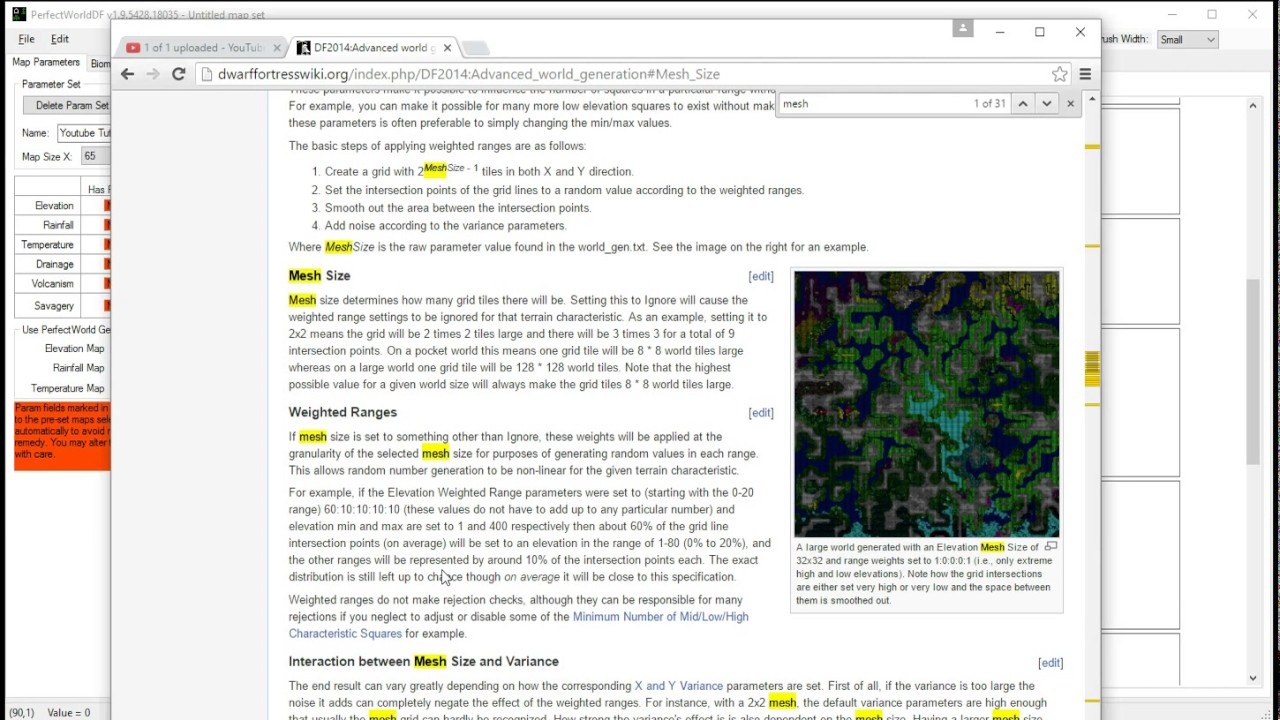 Dwarf fortress advanced parameters perfect world youtube dwarf fortress advanced parameters perfect world gumiabroncs Gallery