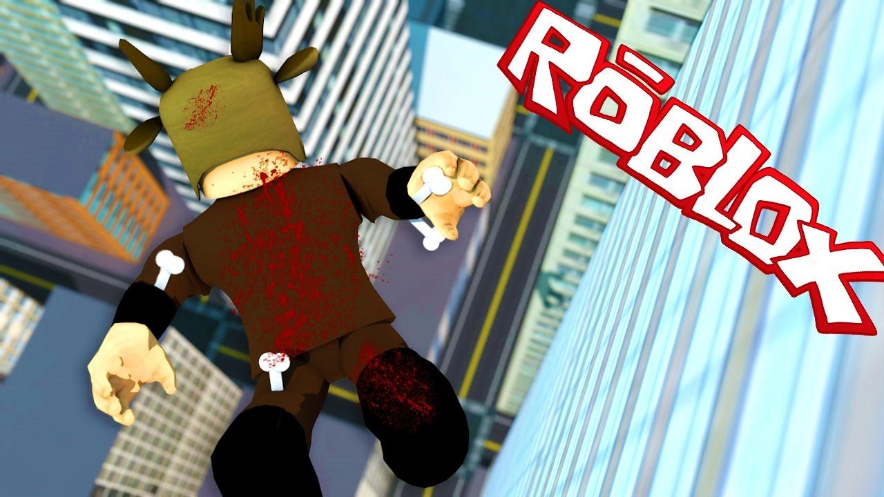 Download BREAKING ALL BONES IN MY BODY IN ROBLOX! (Roblox Broken Bones 2)