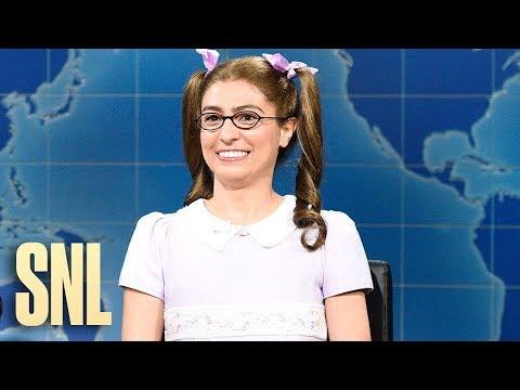 Weekend Update: Kid Genius Riley Jenson - SNL