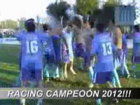 Racing Club de Teodelina Vs Union y Cultura - 4ta Especial.