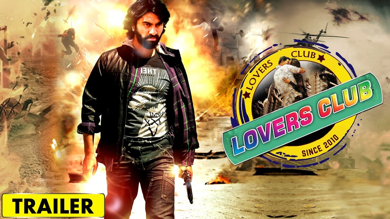Lovers Club (2021) | Official Hindi Dubbed Trailer | Anish, Pavani, Poorni, Siddhie Mhambre