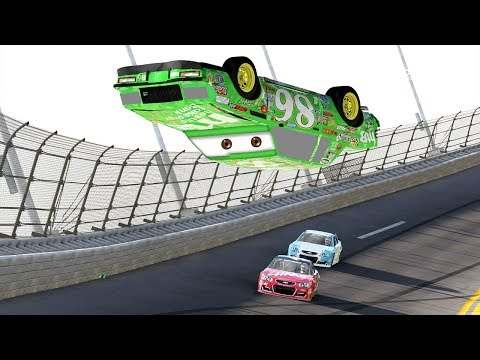 chick hicks wrecks the king forza motorsport 7 cars characters