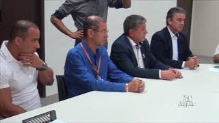 José Sampaio presidente do SIMEC, fala da importância do polo metalmecânico