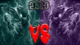 Nasus vs Nasus 2013 Q Farm Bonus