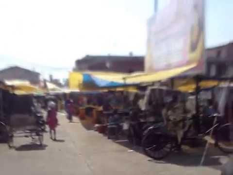 Sanjay Market in Jagdalpur