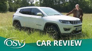 Jeep Compass 2018 In-Depth Review | OSV Car Reviews