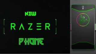 The New RAZER Gaming Smartphone (R Λ Z Ξ R ) - Specifications