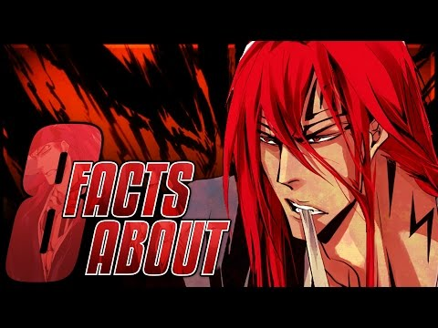 8 Facts About Renji Abarai You Should Know!!! w/ ShinoBeenTrill