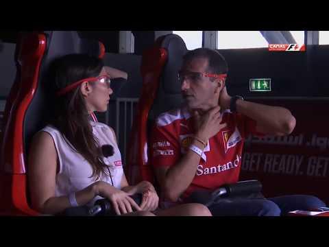 ¿Conoces el Ferrari World de Abu Dhabi?
