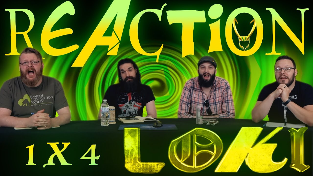 "Download Loki 1x4 REACTION!! ""The Nexus Event"""