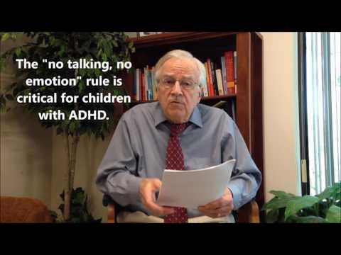 Ask Dr. Phelan: 1-2-3 Magic for ADHD and ODD