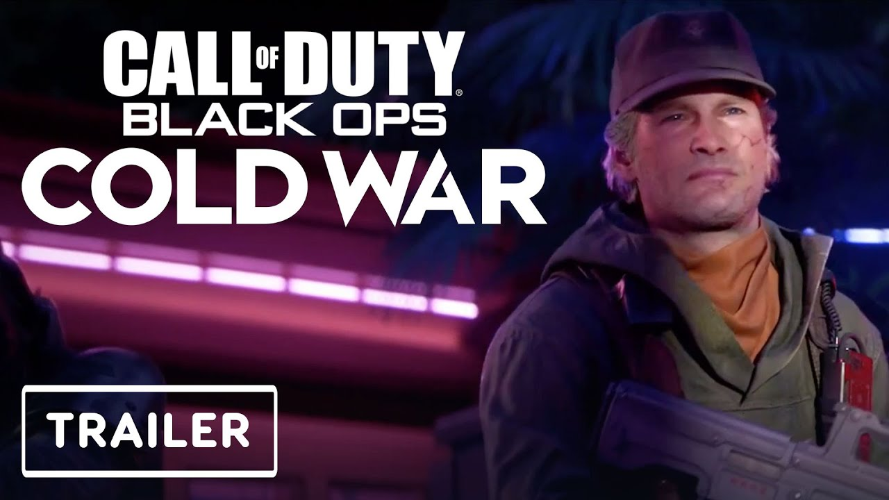 Call of Duty: Cold War Warzone - Season One Trailer | Game Awards 2020
