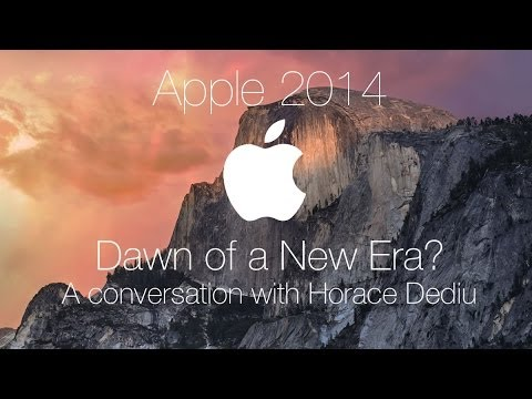 Apple 2014: Dawn of a New Era? A Conversation With Analyst H