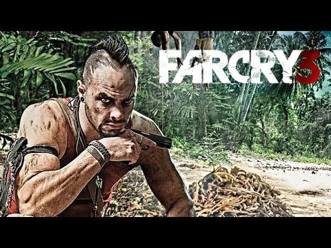 FAR CRY 3 Launch Trailer German Deutsch HD 2012