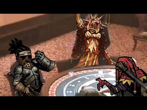 🐳 Я мотал рот этого казино — Darkest Dungeon The Butcher's Circus