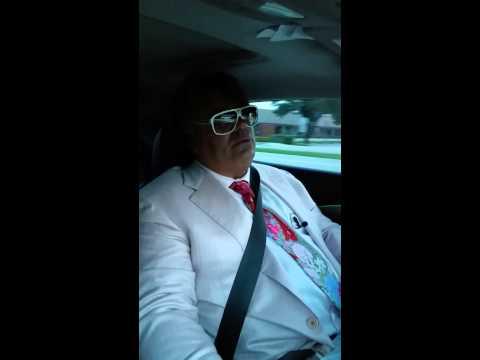 Eddy shipek singing One Good Woman on way home
