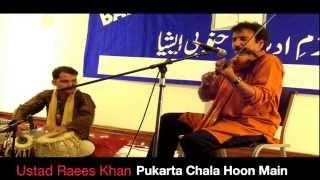 Pukarta chala hoon main Instrumental
