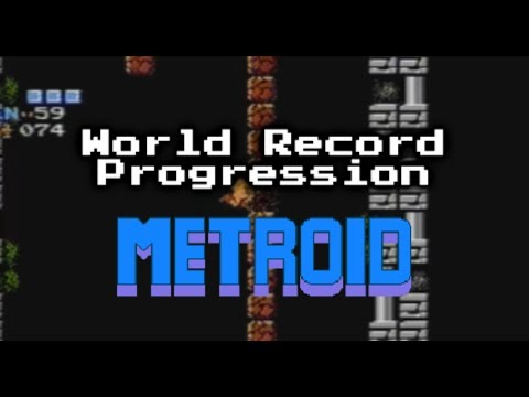 World Record Progression Metroid
