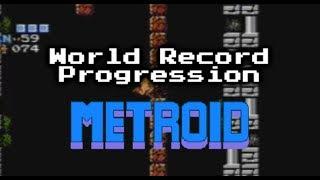World Record Progression: Metroid