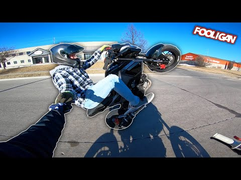 Almost Made Him Go DOWN | Grom Squad Lot Sesh