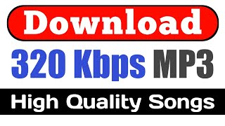 How to Download Mp3 song in 320kbps part 2 | 320 kbps Song kaise download kare | Technical Ranjeet
