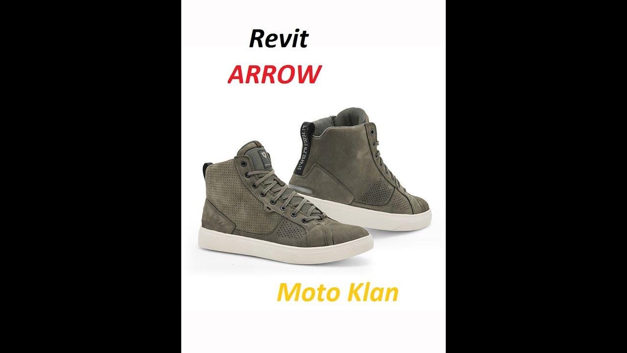 Idealne na lato! Buty motocyklowe Rev'it Arrow!