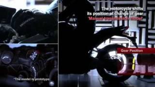 Видео-демонстрация работы АКПП Honda
