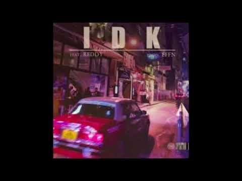 Yugyeom - I Don't Know ft  Reddy (INSTRUMENTAL)