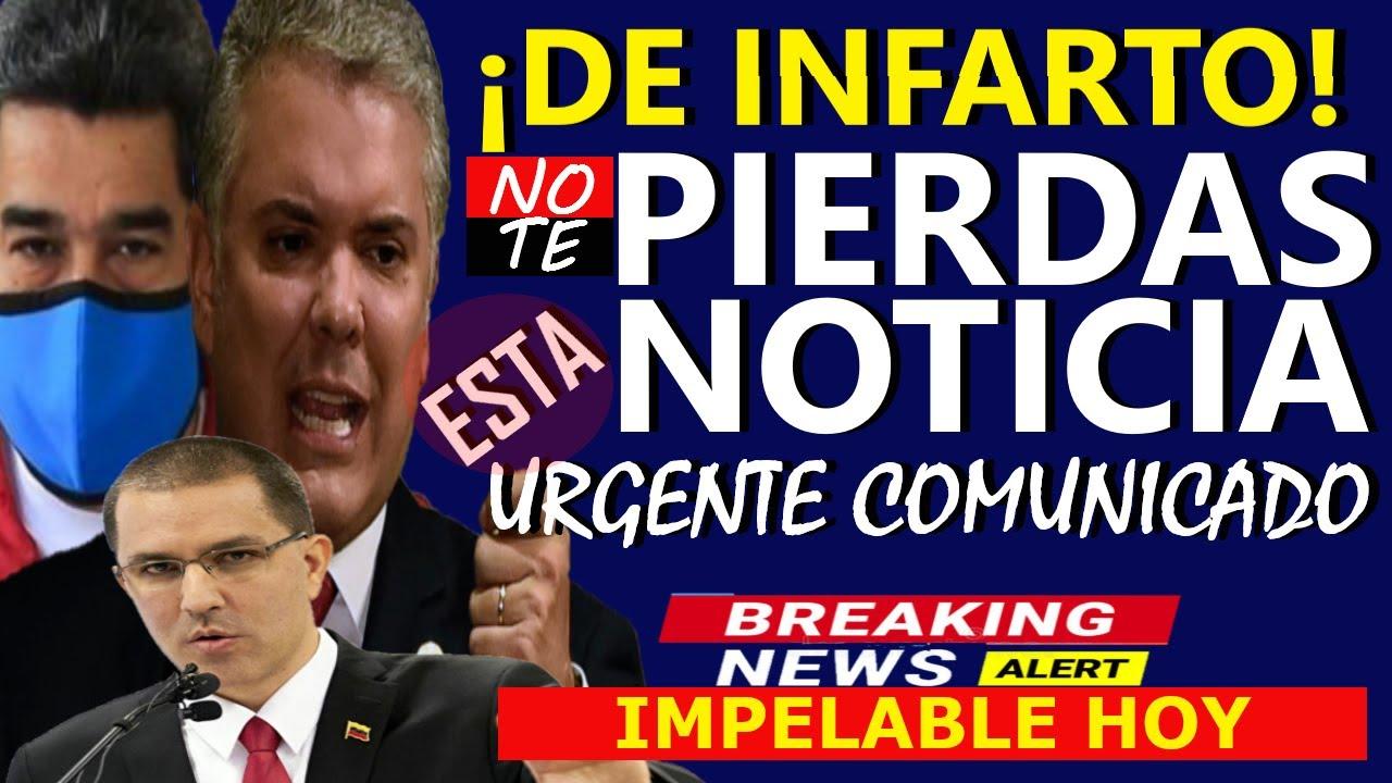 🔴NOTICIAS DE VENEZUELA HOY 21 SEPTIEMBRE 2020, IVAN DUQUE A MADURO - ARREAZA ASUSTADO - ONU INFORME