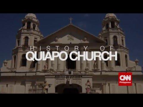 History of Quiapo Church