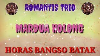 ROMANTIS TRIO MARDUA HOLONG LAGU BATAK POPULER JME CHANNEL