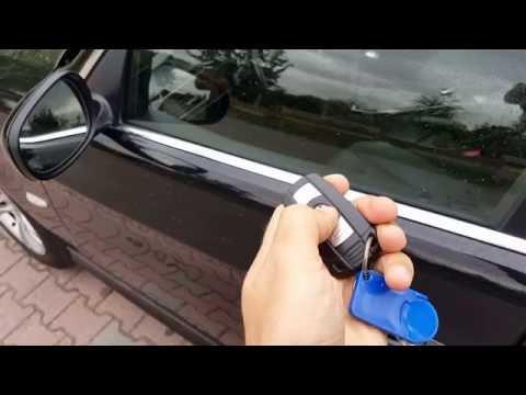 Bmw E90: keyfob (keyless entry/go)