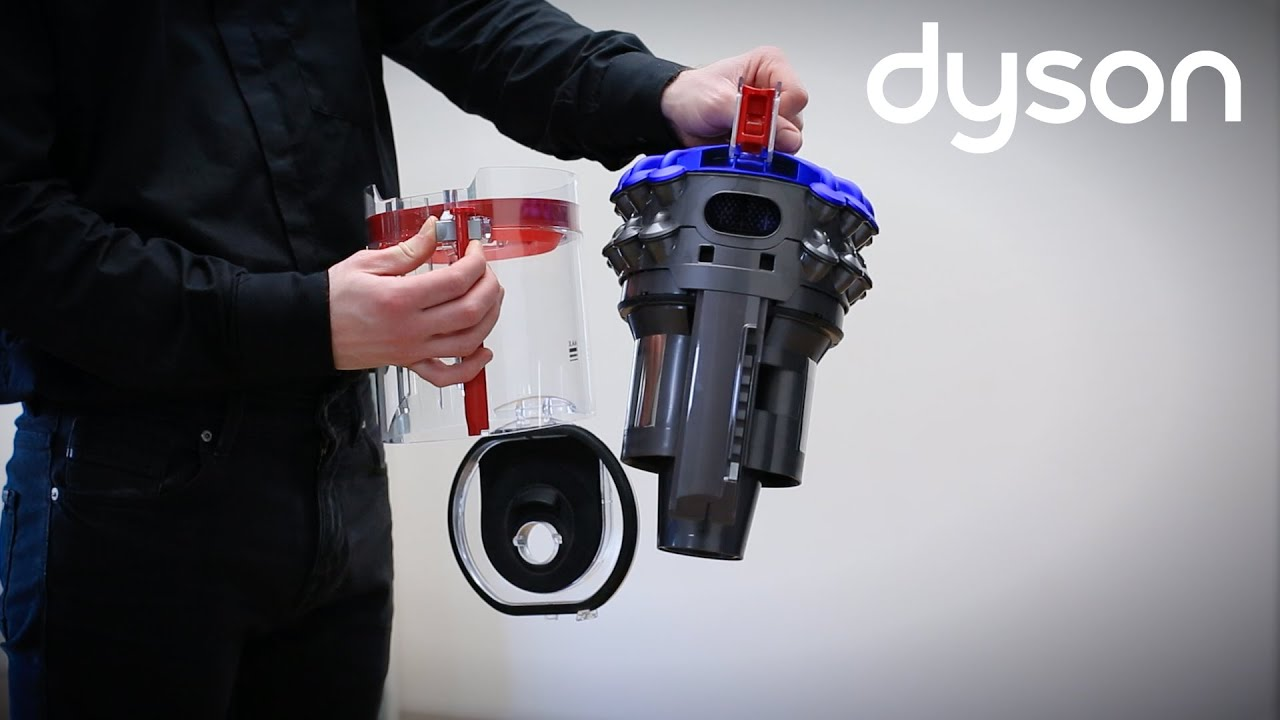 Dyson Big Ball And Dyson Cinetic Big Ball Cylinder