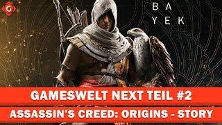 Bayek und seine Story in Assassin