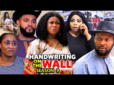 Download HANDWRITING ON THE WALL SEASON 9 - (Trending New Movie HD) Uju Okoli 2021 Latest Nigerian  Movie