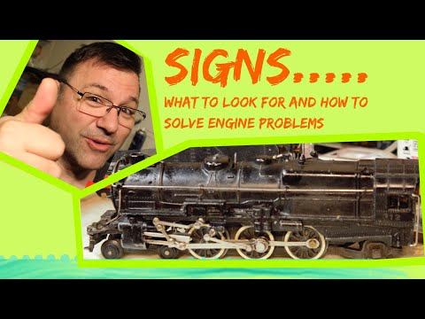 See The Clues Part 1...how Little Details In Old Steam Engines Point Toward What Repairs Are Needed.