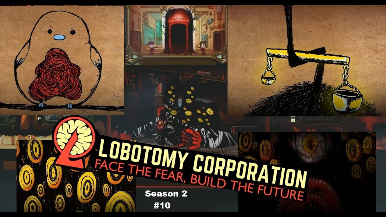 lobotomy corporation wiki nothing there
