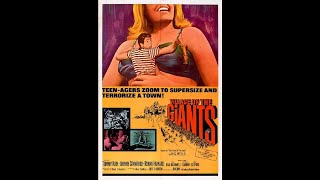 Village of the Giants - Movie Trailer (1965)
