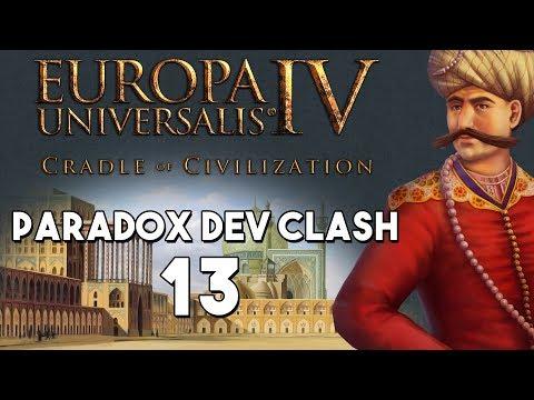 EU4 - Paradox Dev Clash - Episode 13 - Happy Three Friends