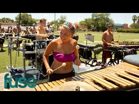 This Is How A DCI Marimbist Rolls | Clash of The Corps