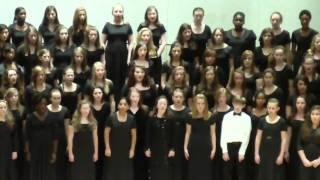 Yo Le Canto Todo El Dia - GMEA All-State 2011 Middle School Treble Chorus
