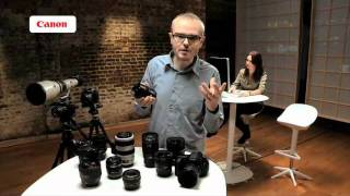 Canon EF Lenses - Lens tutorials 4/5 - Lenses for landscapes