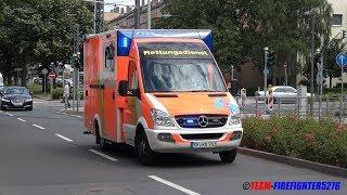 2x Leih-RTW Rettungstechnik Klein in Frankfurt am Main