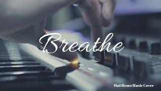 Breathe《喘息》- Lauv中文字幕∥ MattRouseMusic Cover thumbnail