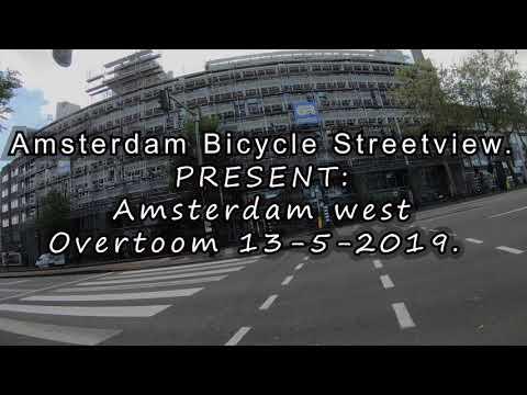 4K. Door De Straten Van Amsterdam West.